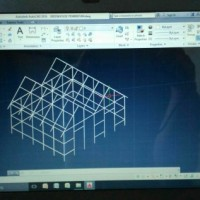 jual Design screen house/ greehouse