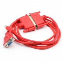 jual SC09 SC-09 RS232 PLC Programming Cable for Mitsubishi MELSEC FX & A