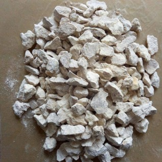 juallime stone (calcium carbonate)