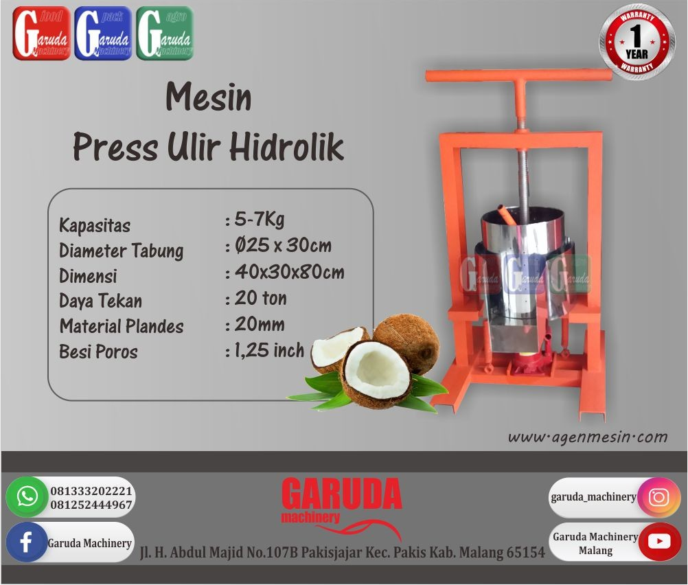 jualMesin Press