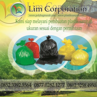 Kantong plastik sampah best quality