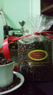 jual kopi arabica gayo speciality fully wased process