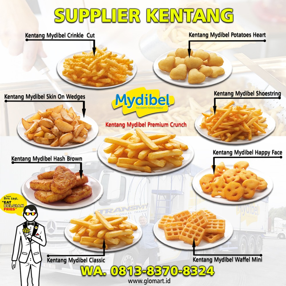 supplier kentang