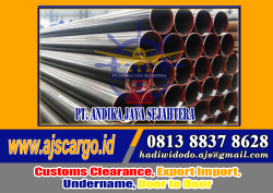 jualJasa Import Borongan & Customs Clearance Resmi